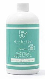 Dr. Brite Natural Whitening Mouthwash Review