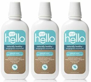 Hello Oral Care Mouthwash Review