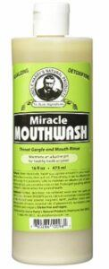 Uncle Harry's Natural Alkalizing Miracle Mouthwash Review
